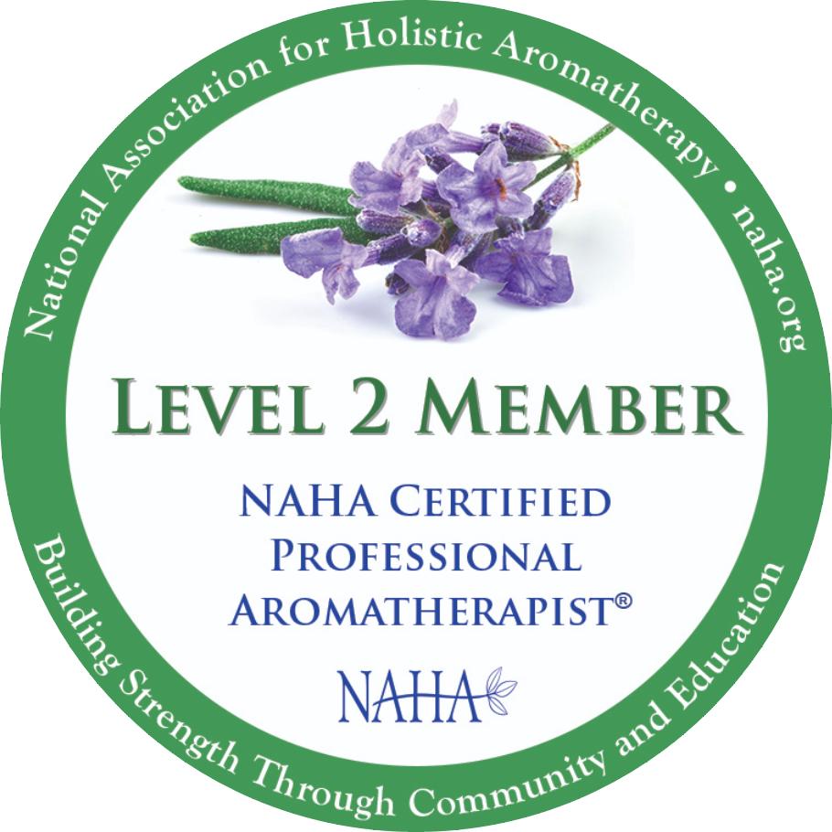 米国NAHA協会認定 プロフェッショナルアロマセラピスト